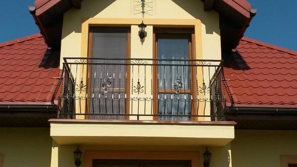 Balustrada Balkonowa Katy