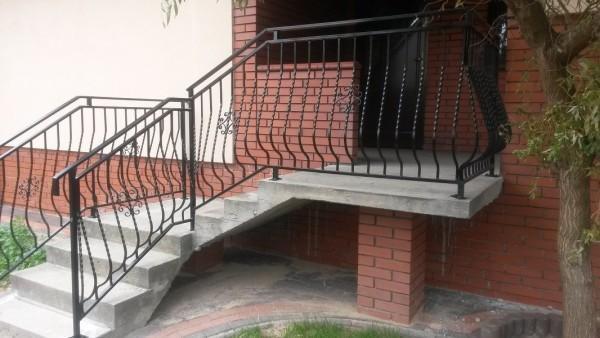 Balustrada schodowa Sochaczew