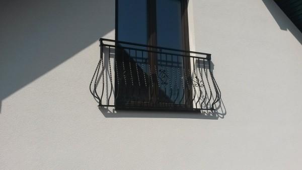 Balustrada ortfenetr
