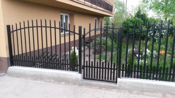 Ogrodzenie Bronislawy