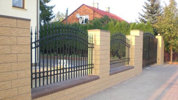 Ogrodzenie Iłow
