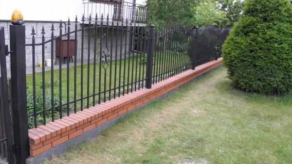 Ogrodzenie Leszno