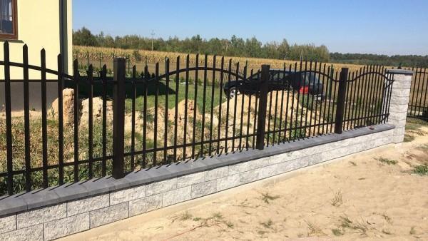 Ogrodzenie Topolowa