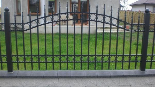 Ogrodzenie Wójtówka