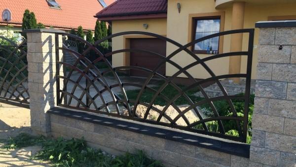 Ogrodzenie nowoczesne Płock