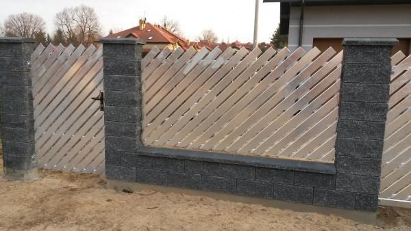 Ogrodzenie ocynkowane-Grodzisk Mazowiecki
